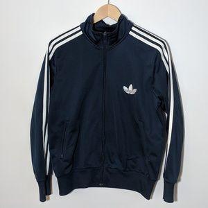 Adidas Tiro Track Jacket in Blue